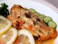Grilled Citrus Fish