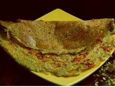 Spicy Pesarattu