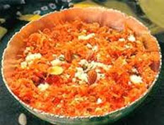 Carrot Halwa Without Milk