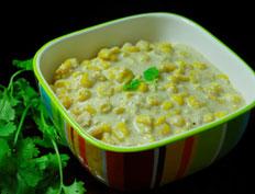 Creamy Corn Masala