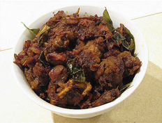 Easy Mutton Fry: