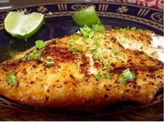 Fish Meuniere Recipe