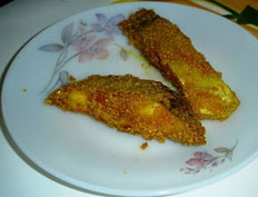 Fish Rava Fry