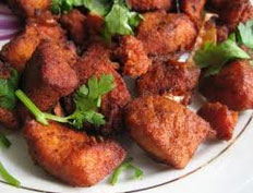 Fried Boneless Chicken