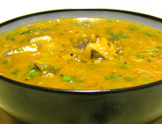 Mango Dal Recipe – Mamidikaya Pappu