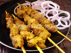 Mutton Boti Kabab Recipe