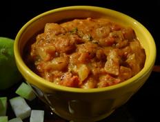 Punjabi Tinda Gravy Curry