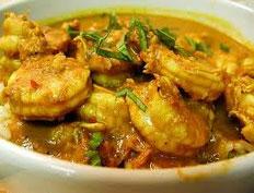 Royyalu Mamidikaya Curry