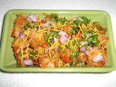 Sweet And Hot Aloo Chaat Recipe