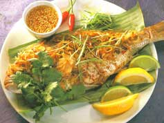 Whole Fish Recipe