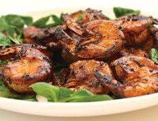 Fried Tamarind Prawns
