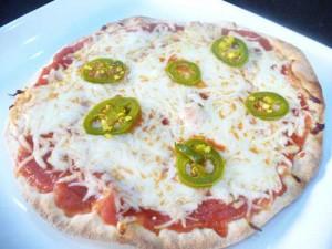 Homemade Pizza Crust (Dough)