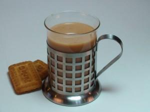 Ginger Cardamom Tea (Chai)