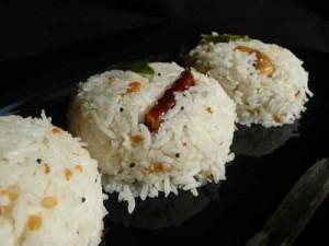 Coconut Rice – Thengai Sadam