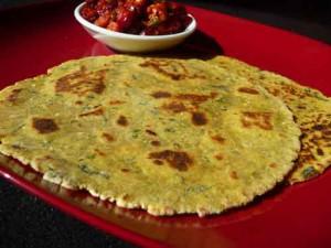 Dhebra (Gujarati Snack)
