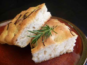 Focaccia – Easy Bread Recipe