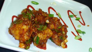 Gobi (Cauliflower) Manchurian (Dry)