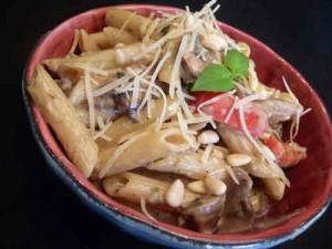 Jalapeno Pesto Pasta