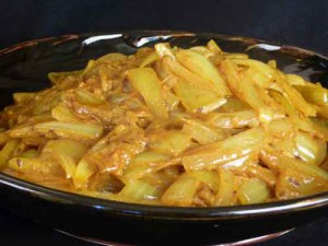 Kande Ki Subzi (Onion Subzi) – Rajasthani Cuisine