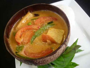 Thai Red Curry – Thai Cuisine