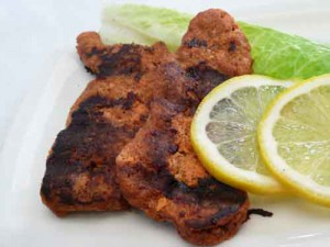 Seitan – Tandoori Style Recipe