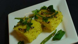 Sooji Dhokla – Indian Appetizer Recipes