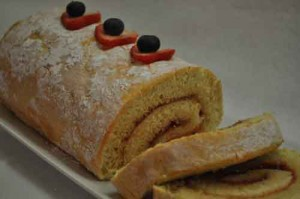 Swiss Roll (Roulade)