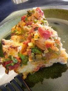 Vegetable & Egg Casserole