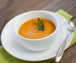Spinach Carrot Soup Recipe