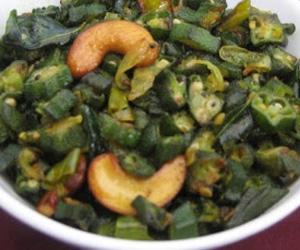 Bendakaya Jeedipappu Fry Recipe