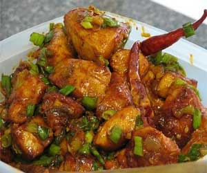 Chilly Chicken Recipe