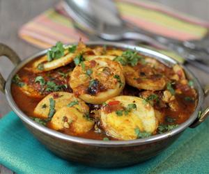 Dondakaya Egg Curry Recipe