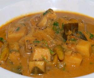 Kanda Gadda Curry Recipe
