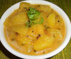 Mamidikaya Curry Recipe