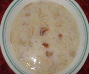 Saggubiyyam Payasam Recipe