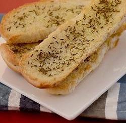 Caraway Seed Toast