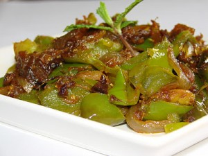 Capsicum In South Style