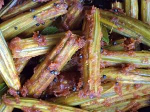 Drumstick Leaf Upkari