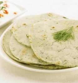 Suva Chawal Roti