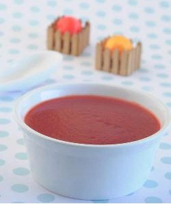 Beetroot, Carrot and Cauliflower Soup ( Baby and Toddler)
