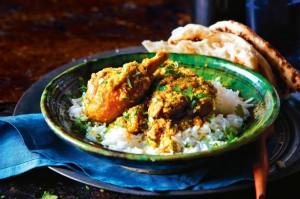 Goan coconut chicken curry