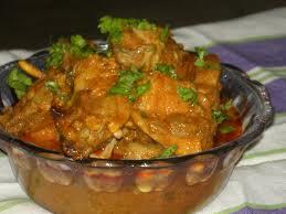 Grandma Chicken curry