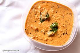 Hot Red Chilly Hot Coconut Chutney