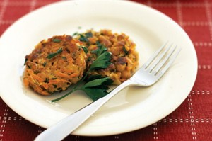 chickpea fritters recipe