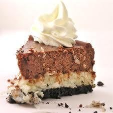 Coconut Chocolate Dessert