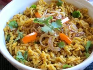 Lentil Fried Rice
