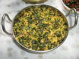 Drum stick greens Sundal Curry