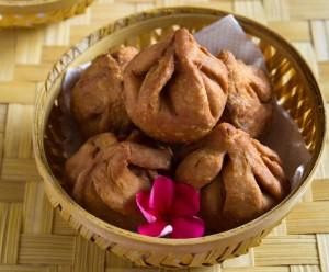 fried modak recipe for ganesh chaturthi festival