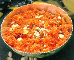 gajar halwa recipe