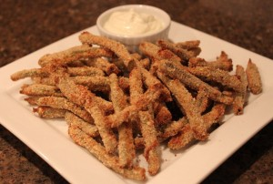 Crispy Fried Green Beans